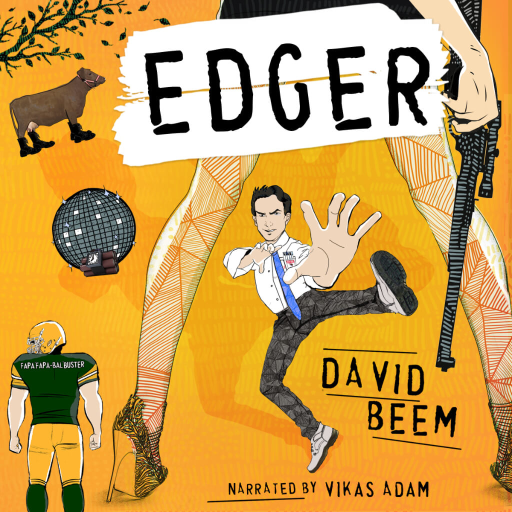 Edger Audiobook - David Beem -Vikas Adam