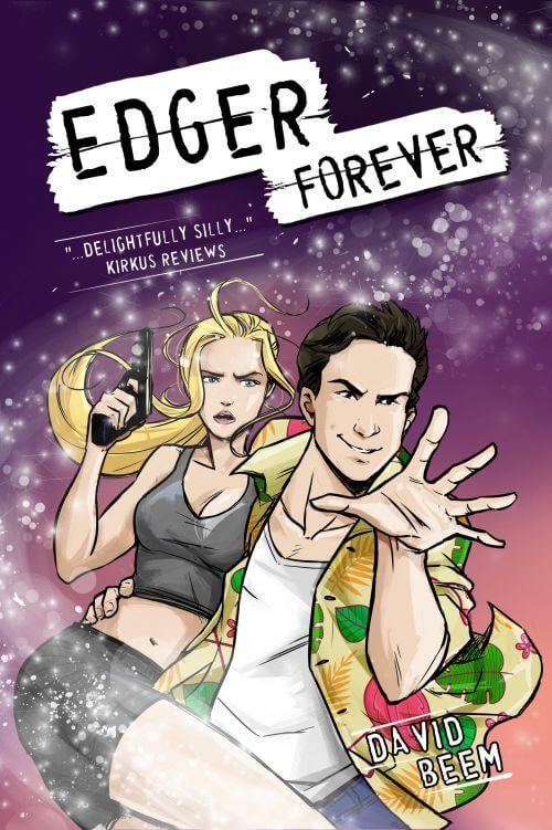 Edger Forever Cover